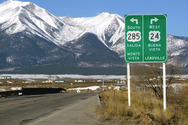 Expect Delays on Highway 285 – Heart of the Rockies Radio
